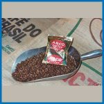 ARCO Sumatra Classic coffee Foil Portion Packs 2.5 oz 50 ct