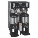 Bunn BrewWise Dual ThermoFresh TF DBC Brewer with Funnel Lock