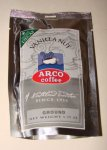 ARCO Vanilla Nut Flavored Coffee Trial Size 1.75 oz(49.61 g)