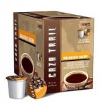 Caza Trail Breakfast Blend K cup 4 boxes of 24 ct 96 ct total