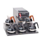 Bunn CRTF5-35 Automatic Coffee Brewer 5 Lower warmers 13250.0023