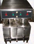 Curtis GEMINI GEM-12 Satellite Coffee Brewer