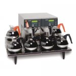 Bunn Axiom Twin Head Coffee Brewer 6 lower warmers 38700.0015