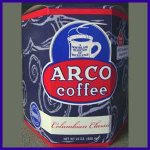 ARCO Colombian Classic Coffee 24oz(680.4g) Twin Pack