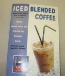 Arco Iced Coffee Poster