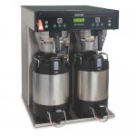 Bunn Infusion Coffee Brewer ICB Twin Tall 37600.0005