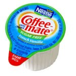 Nestle Coffee Mate Creamer Sugar Free French Vanilla 180 ct