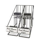 Grindmaster 70655 Two Pot Inline Airpot Rack 2 Pack