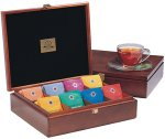 Stash Tea Tea Chest 8 cell empty UPC 0776520564