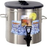 Bunn 37100.0000 TDO-3.5 Low Profile Iced Tea Dispenser Brew Thru Lid