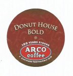 ARCO Donut House Bold for K-Cup brewers 13 count