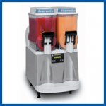 BUNN Ultra-2 Gourmet Frozen Drink Machine-white/SS