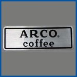 Rectangular ARCO Decal(pack of 10)
