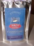 ARCO Espresso Coffee Trial Size 1.75 oz (49.61gm)