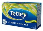 Tetley Naturally Decaffeinated Tea 5 boxes of 100