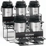 Bunn Airpot Rack Assembly UNIV-5 APR 2L/3U 37528.0004