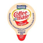 Coffee-mate Coffee Creamer Original Liquid Singles .375-oz 360