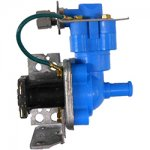 "Bunn 26135.0001 Solenoid Valve 120V 7/16"" Male Push-On Tube"