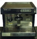 BUNN Espress ES-1A Single Group Espresso Machine