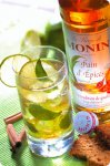 Monin Gingerbread Syrup case of 4/1Liter (33.8oz) bottles