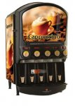 Grindmaster PIC5 5 Flavor Hot Chocolate Cappuccino Dispenser