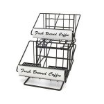 Grindmaster 70665 Two 2 Pot Wide Racks with One 2 Pot Riser