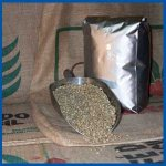 Jamaican Blue Mountain GREEN Coffee Beans 100% pure 15 kilo 33.07 pounds