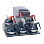 Bunn 13250.0025 CRTF5-35 Automatic Coffee Brewer 5 Lower Warmers