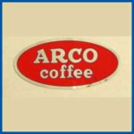 Small Oval ARCO decal(pack of 10)