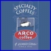 ARCO Assorted sample pack Sampler coffee 42/1.75 oz