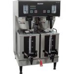 Bunn GPR DBC 18.9 Gallon Dual Coffee Brewer 120/208-240V Bunn 35900.0010