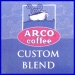 ARCO Custom Blend Decaf Coffee Ground 12oz(340.19g)