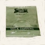 Nature's First Natural Dairy Milk Topping Creamer 1 lb bag