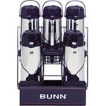 Bunn APR5 Airpot Rack AY-5AP 25371.0002