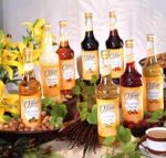 Monin Hazelnut Syrup O'Free (Sugar Free) case of 12/750ml