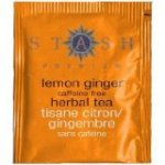 Stash Lemon Ginger Herbal tea 30 count