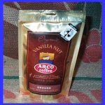 ARCO Vanilla Nut FAIR TRADE ORGANIC Coffee Trial Size 1.75oz