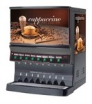 Grindmaster-Cecilware GB8MP-10-LD-U cappuccino dispenser