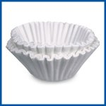 Bunn 2 gallon System III paper coffee filter 500 ct 20120.0000