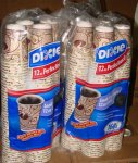 Dixie Perfect Touch Beans Design 12 oz 160 ct bag 3 Pack