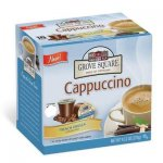 Grove Square French Vanilla Cappuccino K cups 4 24 ct