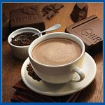 Ghirardelli Double Chocolate Hot Cocoa 6/15 ct MPN 62083
