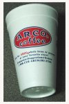 ARCO Imprint Foam Cups - 20oz cups