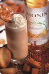 Monin Butterscotch Syrup case of 12/750ml (25.4oz) bottles