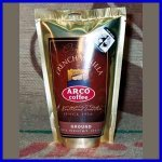 ARCO French Vanilla FAIR TRADE ORGANIC Decaf Coffee Trial Size 1.75 oz