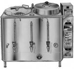 Grindmaster Cecilware FE-200 Twin 6 Gallon Coffee Urn