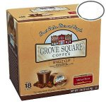Grove Square Medium Roast for Keurig K Cup Brewers 6 18 ct