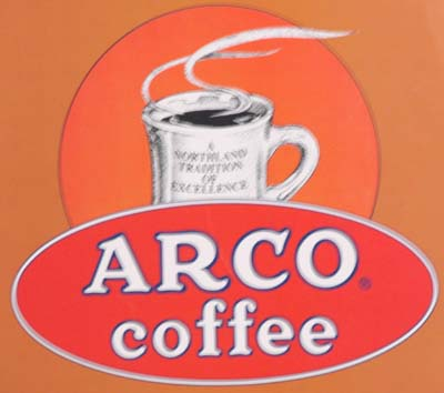 ARCO Caramel Creme Flavored Coffee 5 lbs(2.27 Kg)