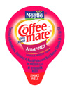 Nestle Coffee Mate Amaretto liquid creamer 50 ct